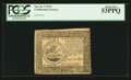 Colonial Notes:Continental Congress Issues, Continental Currency September 26, 1778 $5 PCGS About New 53PPQ.....