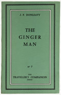 Books:Literature 1900-up, J. P. Donleavy. The Ginger Man. Paris: Olympia Press,[1955]. First edition, first printing....