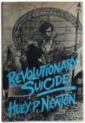 Books:Americana & American History, Huey P. Newton. Revolutionary Suicide. With J. Herman Blake.New York: [1973]. First edition. Inscribed and si...