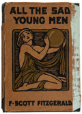 Books:Literature 1900-up, F. Scott Fitzgerald. All the Sad Young Men. New York:Scribner's, 1926. First edition....