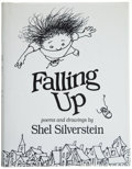 Books:Children's Books, Shel Silverstein. Falling Up. [New York]: Harper Collins,[1996]. First edition, second printing. Two-page illustr...
