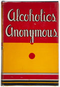 Books:Science & Technology, [Bill Wilson]. Alcoholics Anonymous. The Story of HowMany Thousands of Men and Women Have Recovered from Alcoholi...