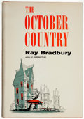 Books:Science Fiction & Fantasy, Ray Bradbury. The October Country. New York: Ballantine, [1955]. First edition....