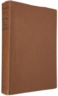 Books:Travels & Voyages, John Muir. Travels in Alaska. Boston: Houghton Mifflin,1915. One of 450 large-page copies....