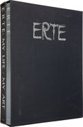 Books:Art & Architecture, Erté [Romain de Tirtoff]. Two Signed Limited Edition Booksincluding: Erté At Ninety. The Complete Graphics.... (Total:2 Items)