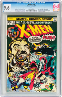 X-Men #94 (Marvel, 1975) CGC NM+ 9.6 White pages