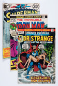 Bronze Age (1970-1979):Miscellaneous, Comic Books - Assorted Bronze Age Comics Group (Various Publishers,1970s) Condition: Average VG/FN.... (Total: 28 Comic Books)