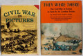Books:Americana & American History, [Civil War]. Group of Two Books. Various, 1955-1959. Internalfoxing. Good.... (Total: 2 Items)
