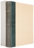 Books:Fine Press & Book Arts, [Limited Editions Club]. James Joyce. Dubliners.Introduction by Thomas Flanagan. Photogravures by Robert Ballag...
