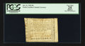 Colonial Notes:North Carolina, North Carolina July 14, 1760 20s PCGS Apparent Very Fine 25.. ...