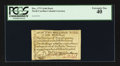 Colonial Notes:Pennsylvania, Pennsylvania March 10, 1769 6d PCGS Extremely Fine 40.. ...