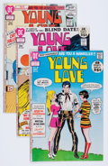 Bronze Age (1970-1979):Romance, Young Love Group (DC, 1970s).... (Total: 39 Comic Books)