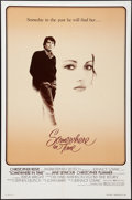 """Movie Posters:Fantasy, Somewhere in Time (Universal, 1980). One Sheet (27"""" X 41"""").Fantasy.. ..."""