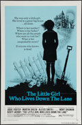 """Movie Posters:Mystery, The Little Girl Who Lives Down the Lane (American International,1977). One Sheet (27"""" X 41""""). Mystery.. ..."""