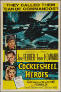 "Movie Posters:War, Cockleshell Heroes (Columbia, 1956). One Sheet (27"" X 41"") Style B.War.. ..."