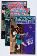 Bronze Age (1970-1979):Horror, The Phantom Stranger #7-41 Group (DC, 1970-76).... (Total: 35 ComicBooks)