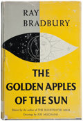 Books:Science Fiction & Fantasy, Ray Bradbury. The Golden Apples of the Sun. Garden City:Doubleday, 1953. First edition. Inscribed by Bradbury...