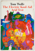 Books:Literature 1900-up, Tom Wolfe. The Electric Kool-Aid Acid Test. New York: FarrarStraus and Giroux, 1968. First printing....