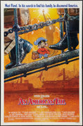 """Movie Posters:Animation, An American Tail (Universal, 1986). One Sheet (27"""" X 41""""). Animation.. ..."""