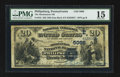National Bank Notes:Pennsylvania, Philipsburg, PA - $20 1882 Date Back Fr. 552 The Moshannon NB Ch. #(E)5066. ...