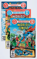 Bronze Age (1970-1979):Miscellaneous, DC Bronze and Modern Age Comics Group - Twin Cities pedigree (DC,1970s-'80s) Condition: Average VF.... (Total: 42 Comic Books)