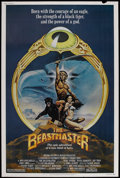 "Movie Posters:Fantasy, The Beastmaster (MGM/UA, 1982). Poster (40"" X 60""). Fantasy. ..."