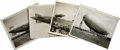 "Transportation:Aviation, Lighter-Than-Air Vehicles Photograph Lot. Eleven 8"" x 10""professional black-and-white photographs of balloons, the U.S.Nav... (Total: 11 Item)"