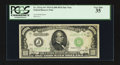 Small Size:Federal Reserve Notes, Fr. 2211-J* $1000 1934 Mule Federal Reserve Note. PCGS Very Fine 35.. ...