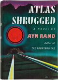 Books:Literature 1900-up, Ayn Rand. Atlas Shrugged. New York: Random House, [1957].First edition....