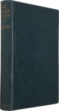 Books:Literature 1900-up, F. Scott Fitzgerald. The Great Gatsby. New York: Scribner's,1925. First edition....