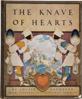 Books:Literature 1900-up, [Maxfield Parrish, illustrator]. Louise Saunders. The Knave ofHearts. New York: Charles Scribner's Sons, 1925. ...