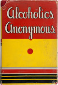 Books:Science & Technology, [Bill Wilson]. Alcoholics Anonymous. The Story of HowMany Thousands of Men and Women Have Recovered from Alco...