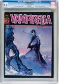 Magazines:Horror, Vampirella #4 (Warren, 1970) CGC VF/NM 9.0 White pages....