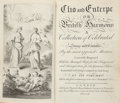 Books:Music & Sheet Music, [Music]. Clio and Euterpe or British Harmony. ACollection of Celebrated Songs and Cantatas By the most approv'dM... (Total: 3 Items)
