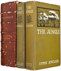 Books:Literature 1900-up, Upton Sinclair. Group of Two Issues of The Jungle,including: First edition, first issue [and]: first edition,secon... (Total: 2 Items)