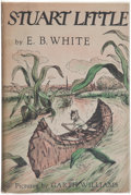 Books:Children's Books, E. B. White. Stuart Little. Illustrated by Garth Williams.New York: Harper, [1945]. First edition....