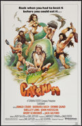 """Movie Posters:Comedy, Caveman (United Artists, 1981). One Sheet (27"""" X 41""""). Comedy.. ..."""