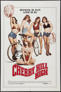 """Movie Posters:Sexploitation, Cherry Hill High and Other Lot (Cannon, 1977). One Sheets (2) (27""""X 41""""). Sexploitation.. ... (Total: 2 Items)"""