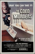 "Movie Posters:Thriller, Coed Murders & Other Lot (NMD, 1980). One Sheets (2) (27"" X 41""). Thriller.. ... (Total: 2 Items)"