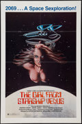 "Movie Posters:Sexploitation, The Girl from Starship Venus (Intercontinental Releasing, 1976).One Sheet (27"" X 41""). Sexploitation.. ..."