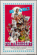 """Movie Posters:Adult, Linda Lovelace for President (General Film, 1976). One Sheet (27"""" X 41""""). Adult.. ..."""