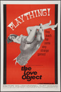 "Movie Posters:Sexploitation, The Love Object & Other Lot (Joseph Brenner Associates, 1970).One Sheets (2) (27"" X 41""). Sexploitation.. ... (Total: 2 Items)"