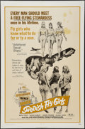 "Movie Posters:Sexploitation, Swedish Fly Girls and Other Lot (Trans American, 1972). One Sheets(2) (27"" X 41""). Sexploitation.. ... (Total: 2 Item)"