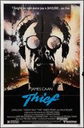 "Movie Posters:Crime, Thief (United Artists, 1981). One Sheet (27"" X 41""). Crime.. ..."
