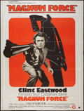 "Movie Posters:Action, Magnum Force (Warner Brothers, 1973). French Grande (47"" X 62"").Action.. ..."
