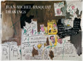 Books:Art & Architecture, Jean-Michel Basquiat. Drawings. [Zurich and New York]: Edition Bischofberger and Boone, [1985]. First edition, ...