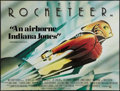 "Movie Posters:Action, The Rocketeer (Walt Disney Pictures, 1991). British Quad (30"" X40""). Action.. ..."