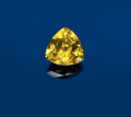 , PALLADOT CRYSTAL - FACETED EXTRATERRESTRIAL. GEMSTONE. Pallasite . Admire, Lyon County, Kansas (38° 42'N, 96° 6'W)...