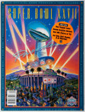 Books:Sporting Books, [Football]. Super Bowl XXVII Official Game Program. NFL,1993. First edition, first printing. As new in publisher's ...