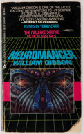 Books:Science Fiction & Fantasy, William Gibson. Neuromancer. Ace, 1984. First edition, first printing. Toning. Spine creases. Chip in front cover. V...